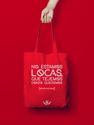 Image of Totebag Locas