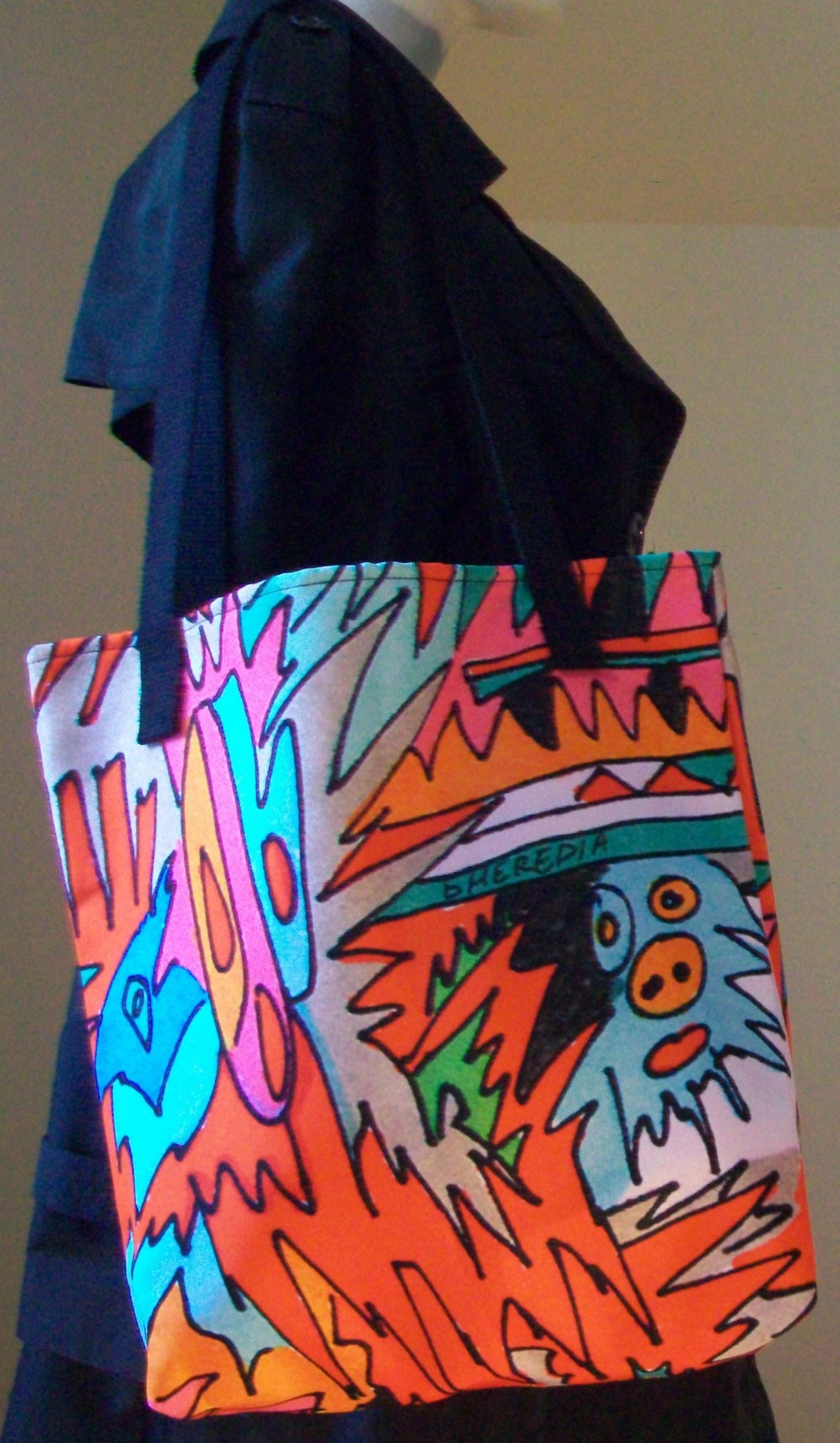 Betty Bag: Rave #5