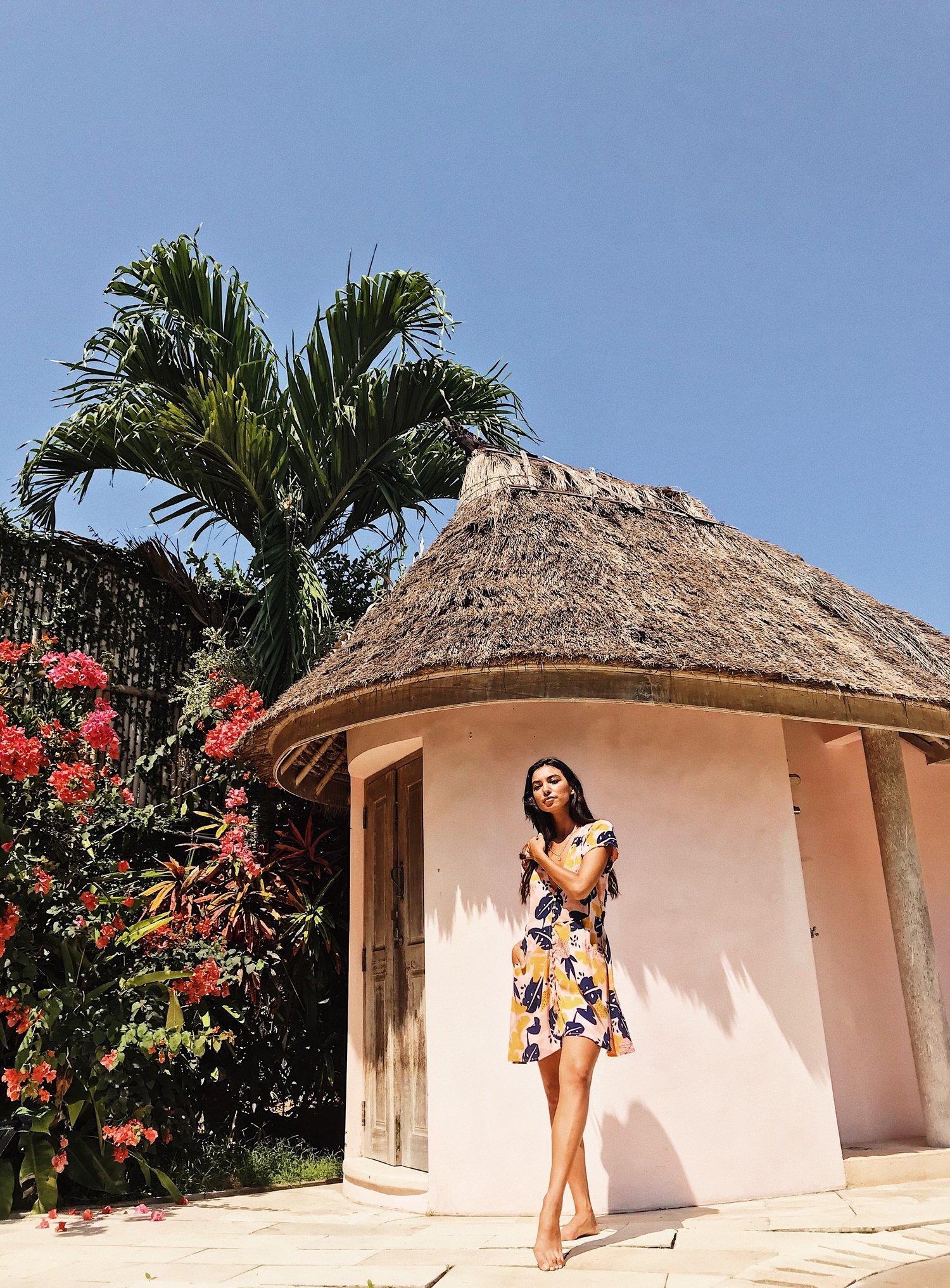 Image of CORAZON DRESS - FLORIPA
