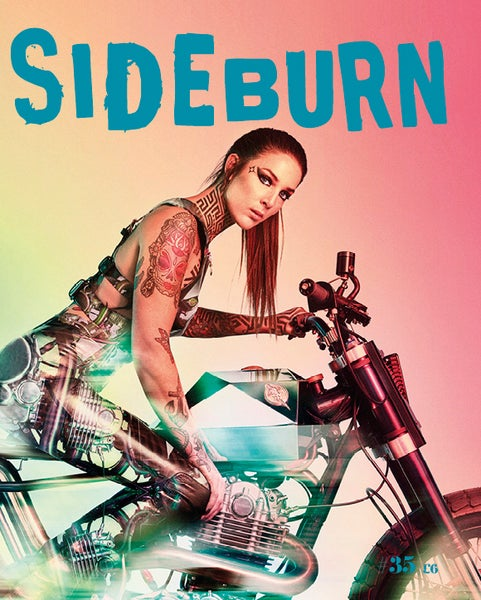 Image of Sideburn 35 - 20% off for January 2021