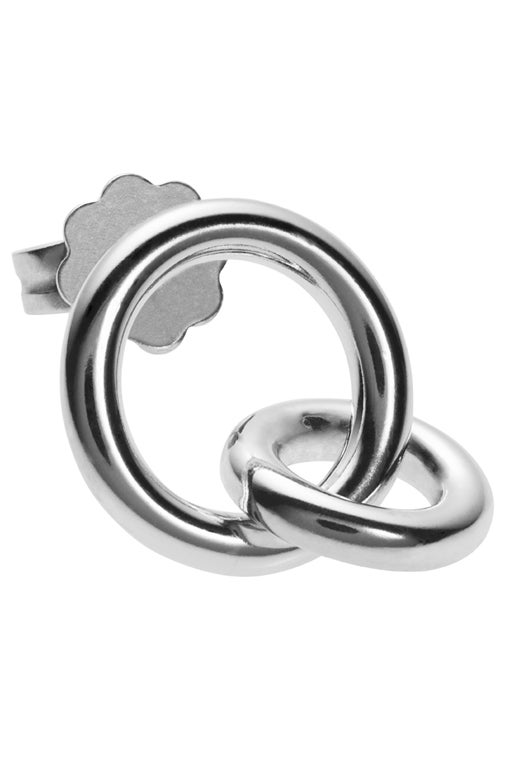 Image of ANTARES earring single sterling silver