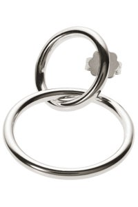 Image of ALTAIR earring sterling silver