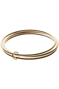 Image of WEGA bracelet gold plated sterling silver