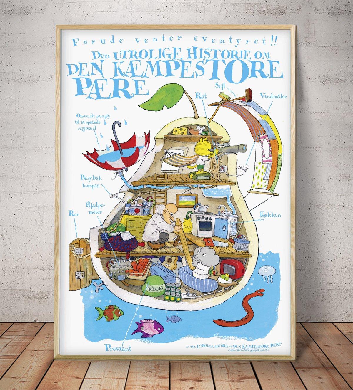 Image of PÆRE · Plakat
