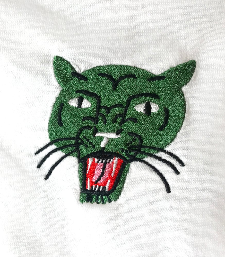 Image of Green Puma Adult's T-shirt