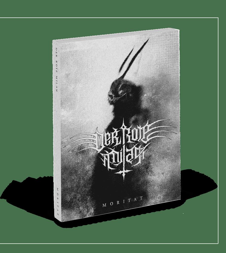 Image of Der Rote Milan - Moritat *Deluxe Digi-Book CD*