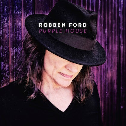 Image of ROBBEN FORD - Purple House - CD Digipack
