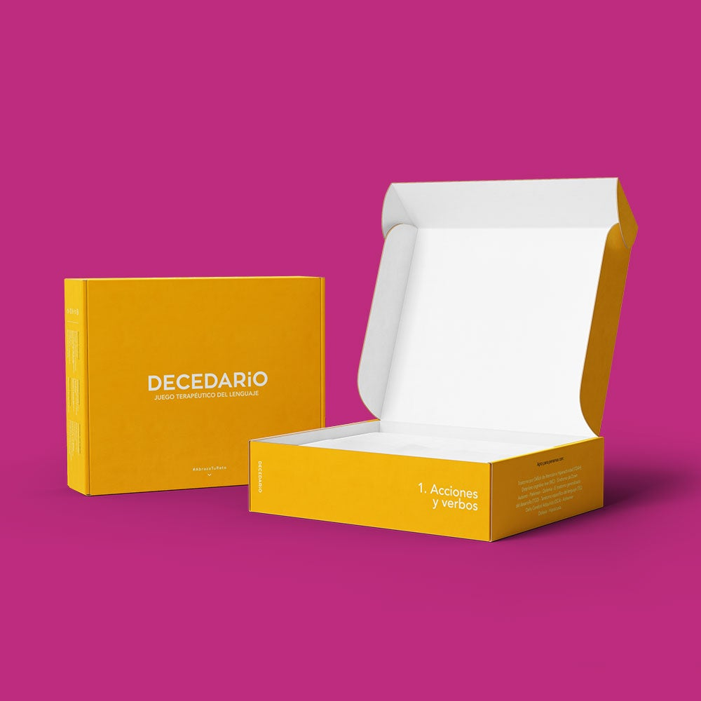 Image of Pack 2 Decedarios