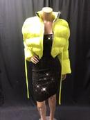 Image 1 of SLime Kay Puffy Jacket