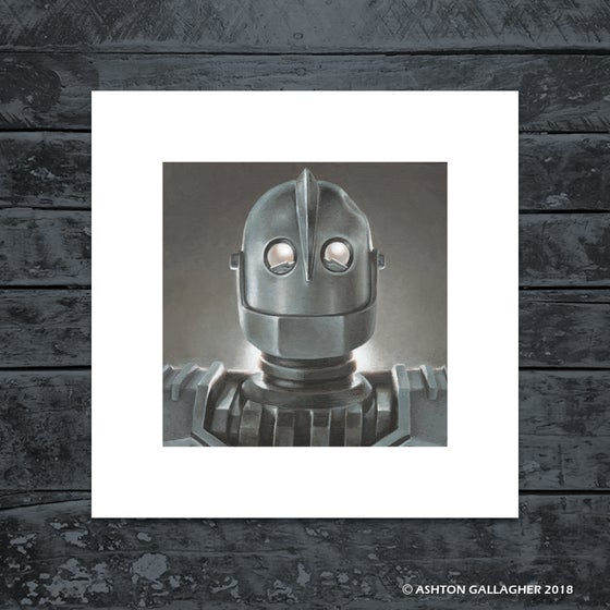 Image of IRON GIANT