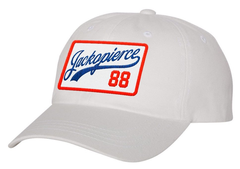 Image of JP 88 Dad Hat - White