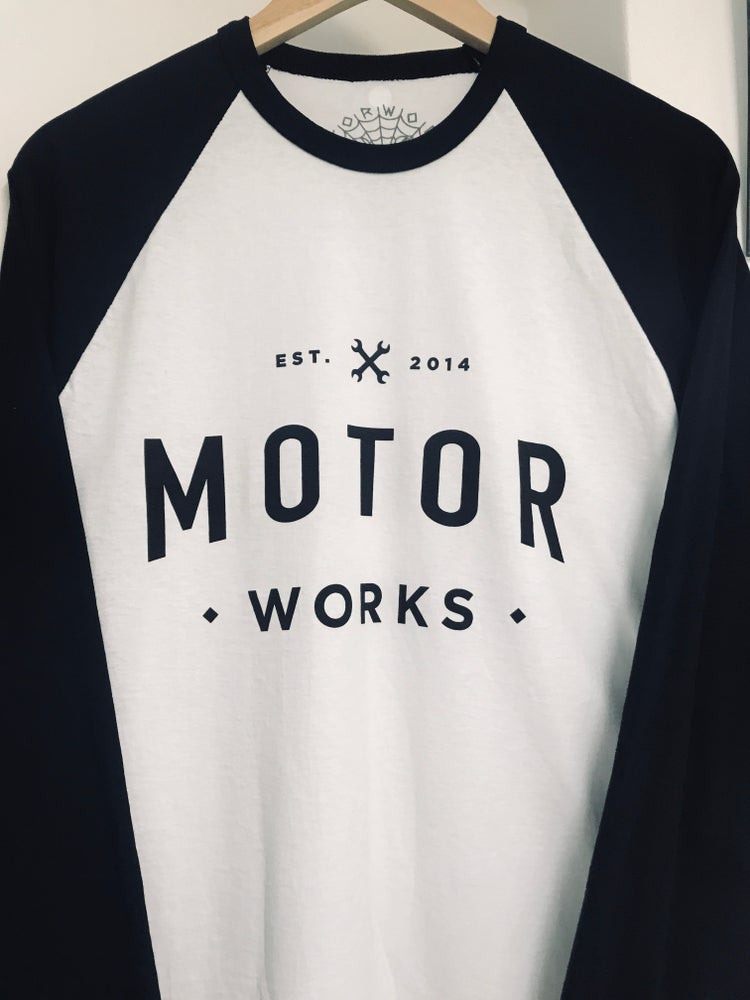 Image of MW BASEBALL L/S TEE