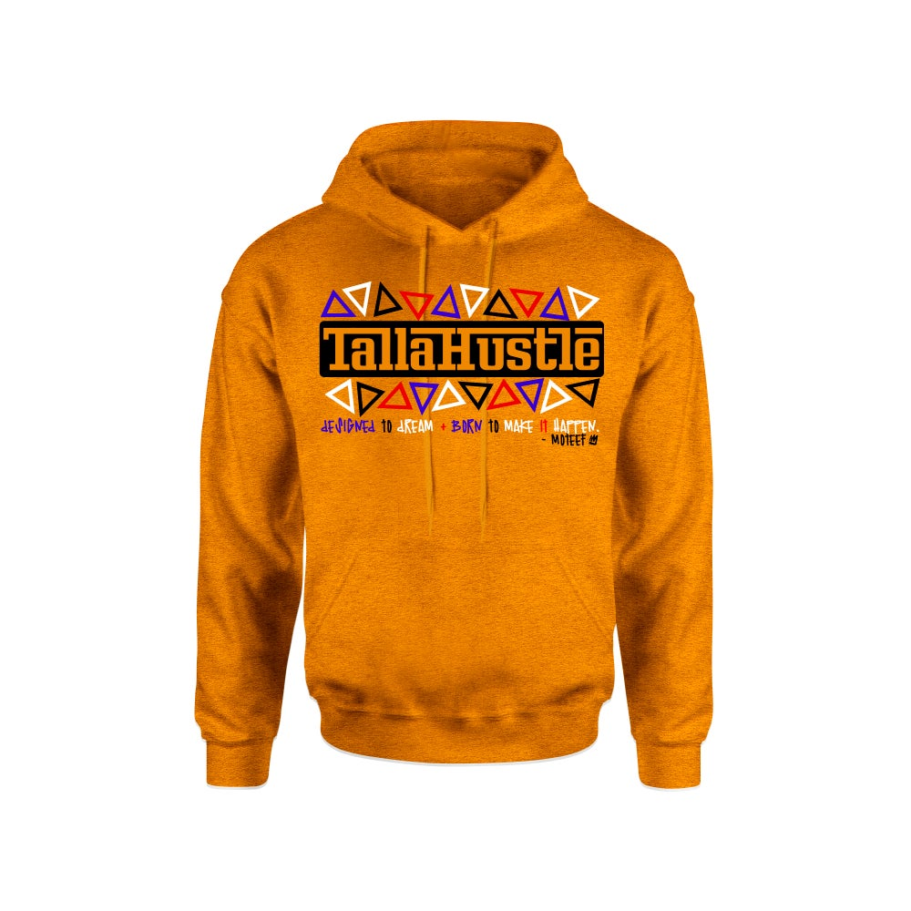 Image of TALLAHUSTLE HOODIES