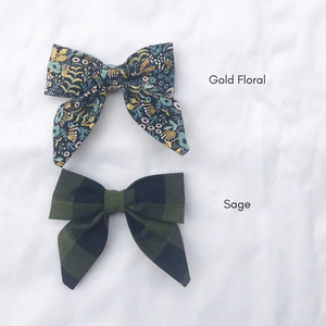 Image of Holiday Sailor Bows