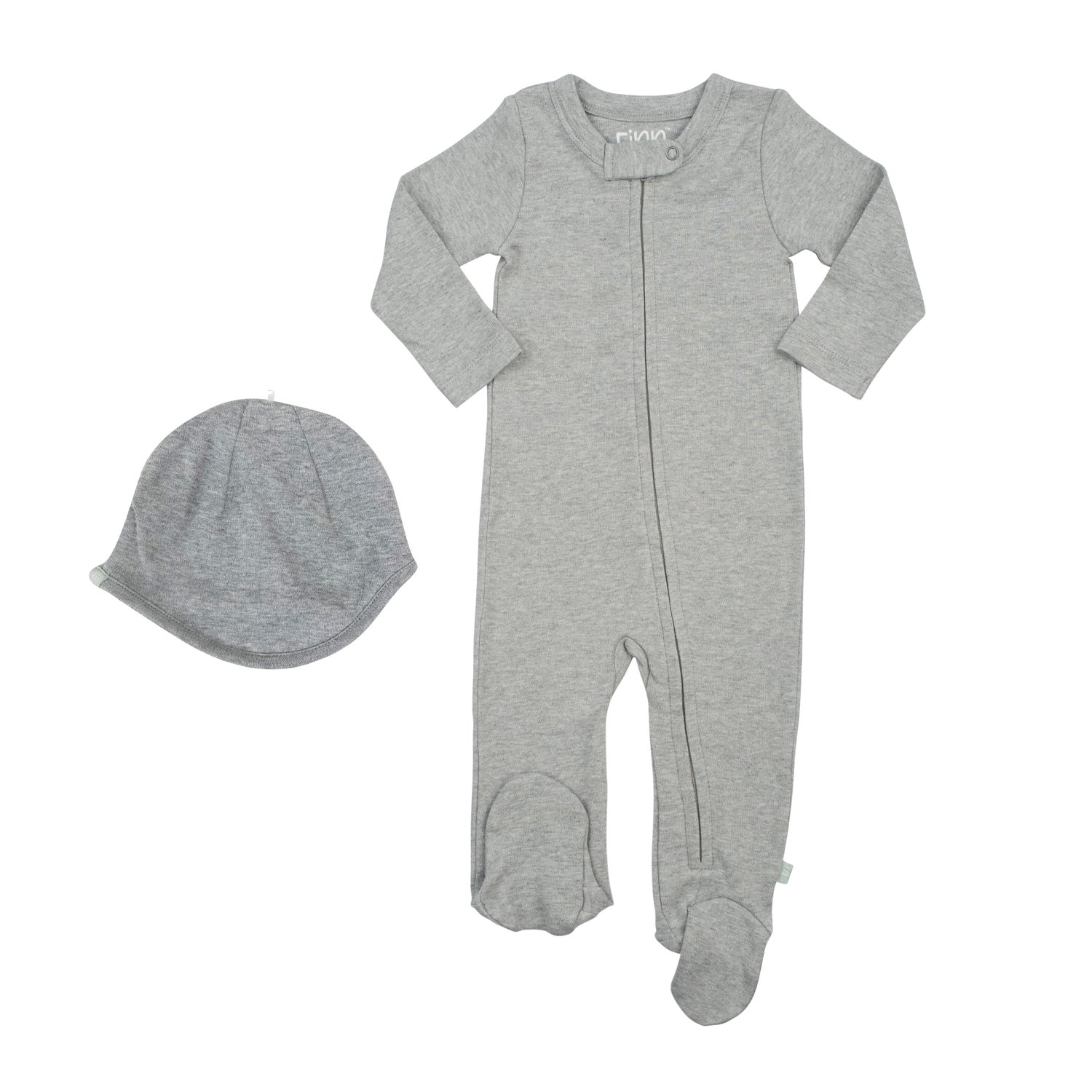 Image of Footie & Hat Set