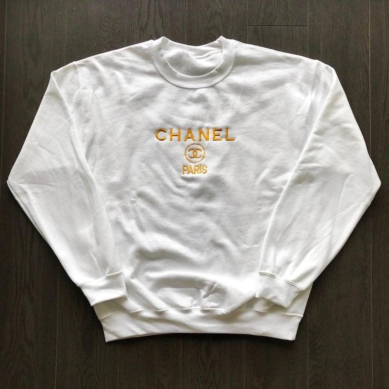 Image of CC Sweatshirt White