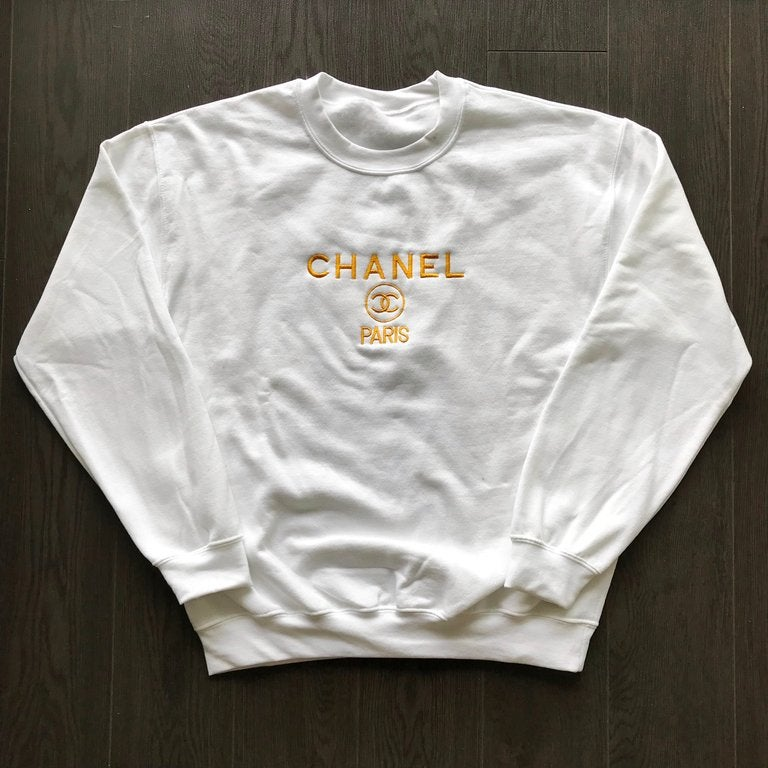 Image of CC Sweatshirt White