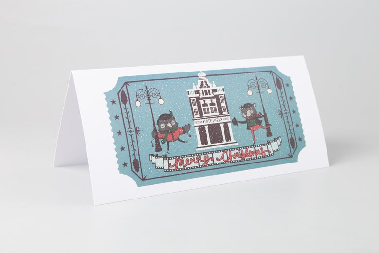 Image of Christmas Card | Kristyna Baczynski.