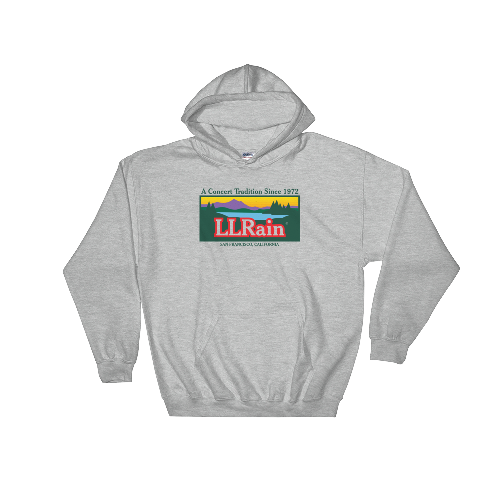 LL Rain Since 1972 Unisex Hoodies!