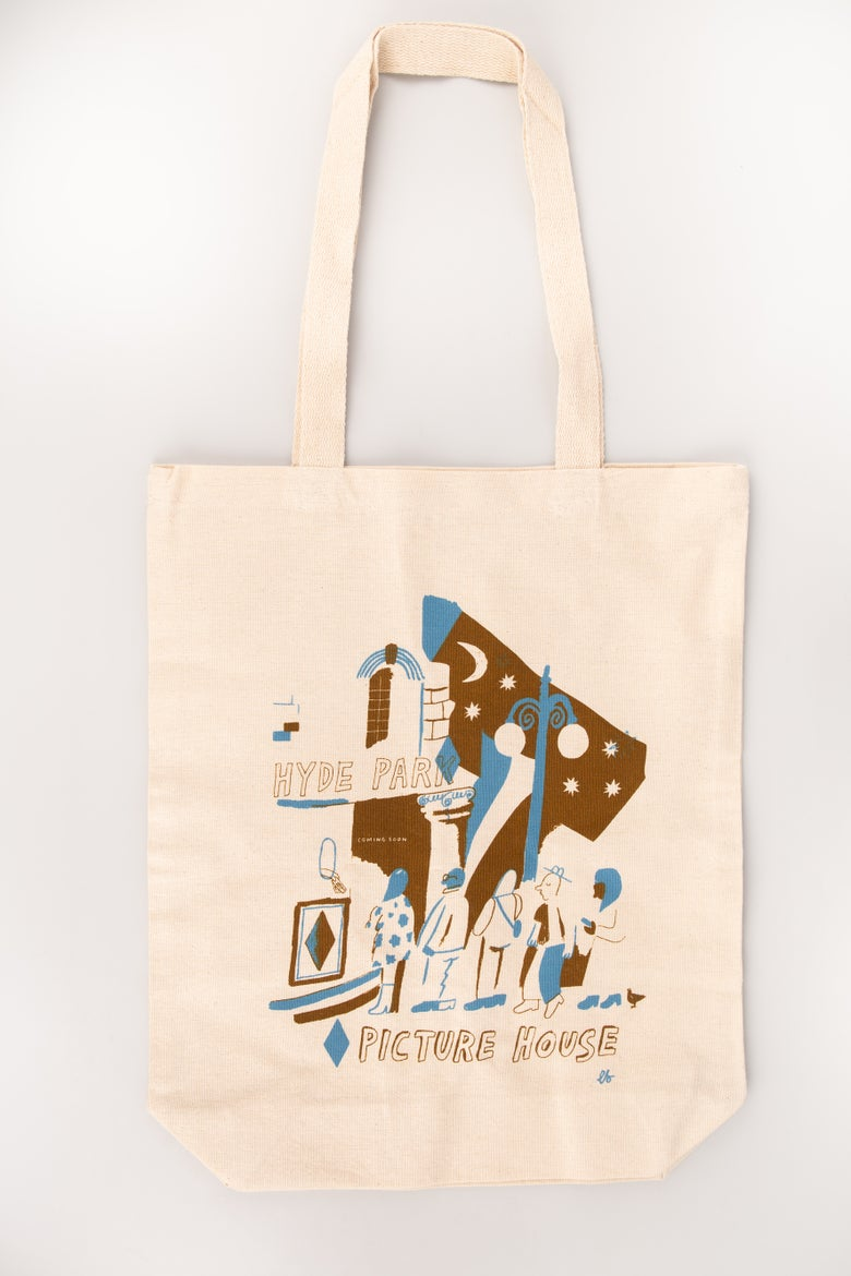 Image of Tote Bag | Lucy Sherston