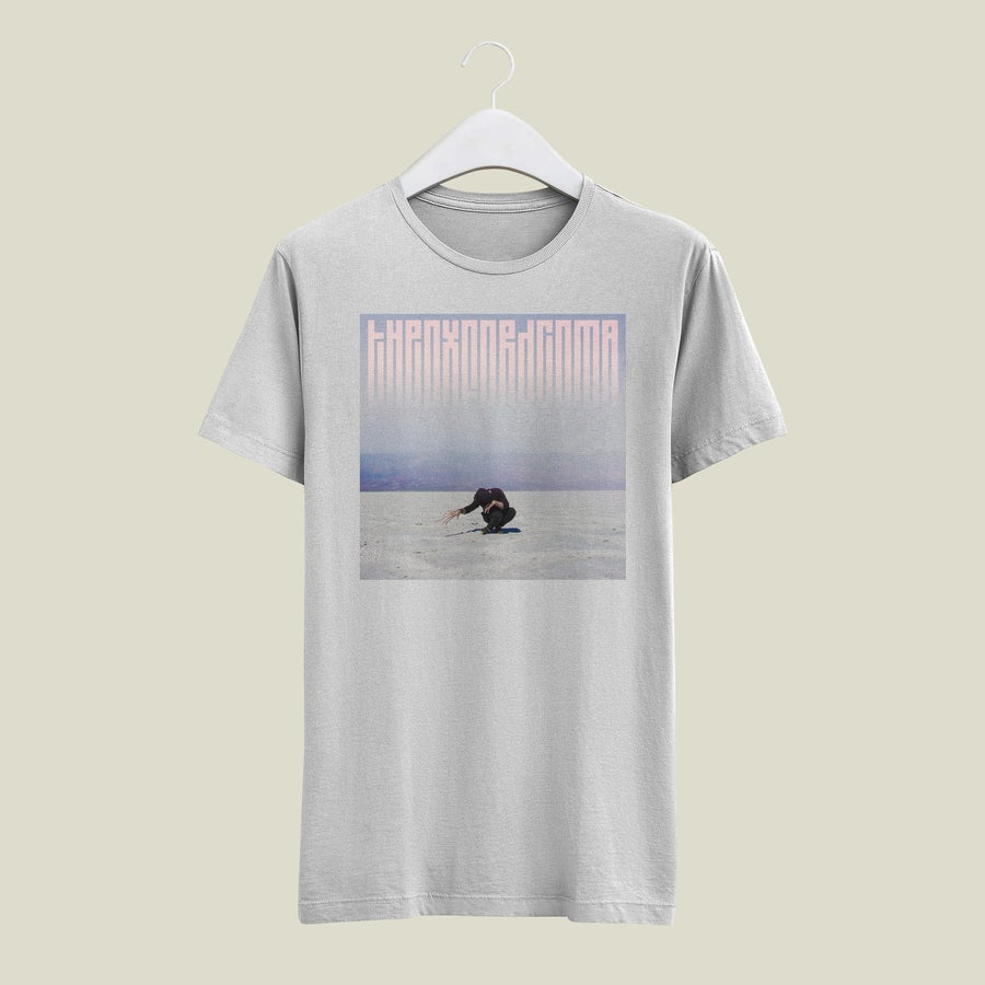 Image of Everything Out of Tune Cover T-shirt