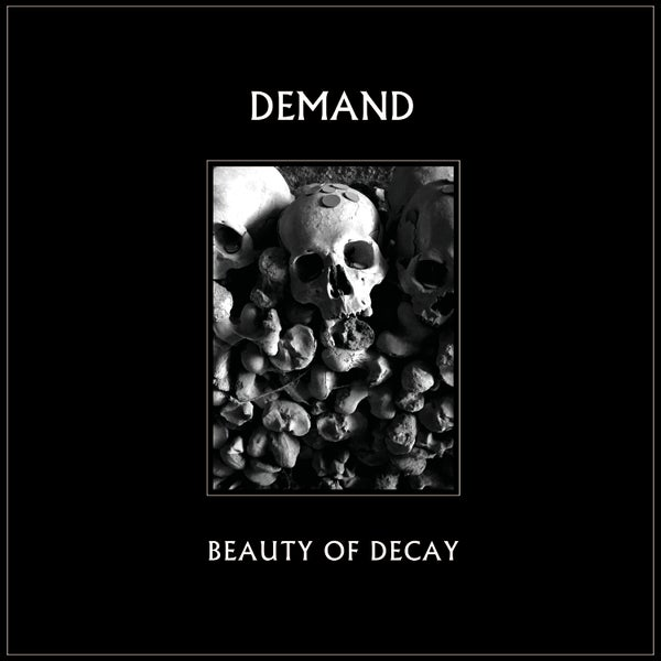 Image of [a+w ep007] Demand - Beauty Of Decay EP 12""