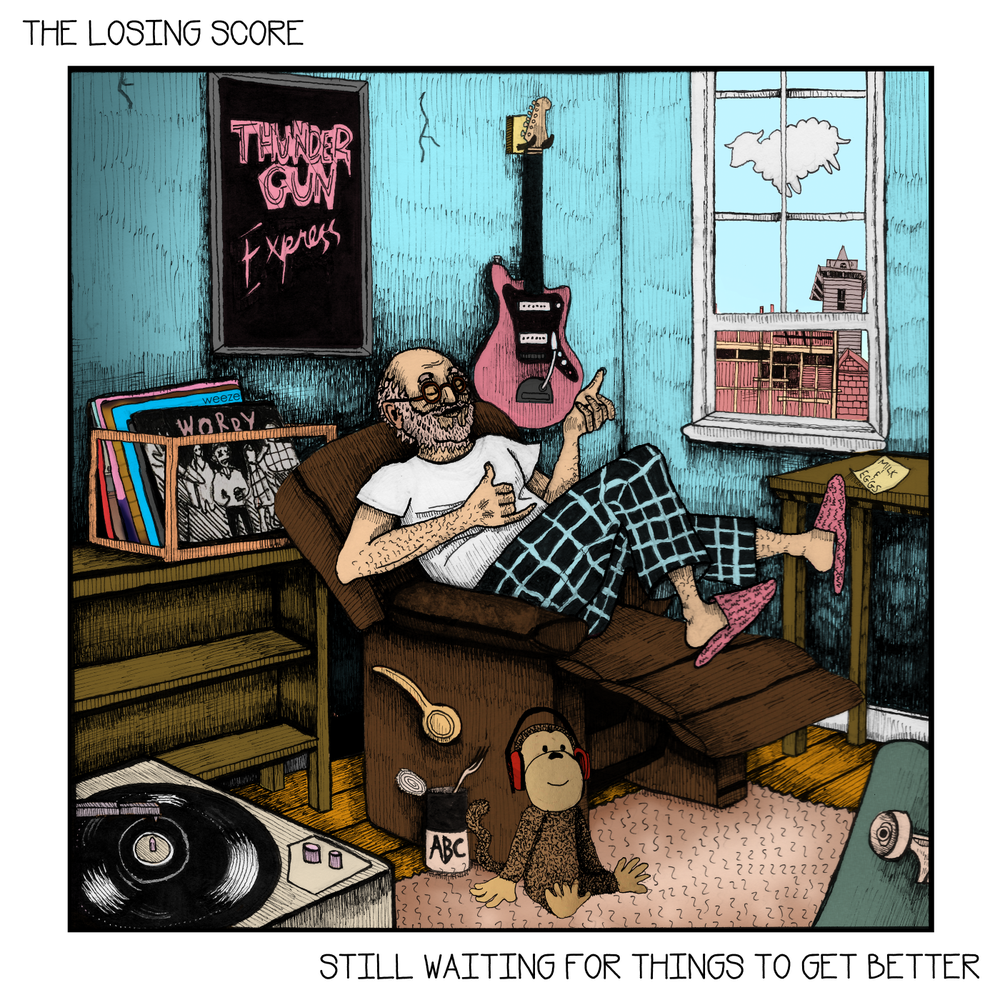 Image of Still Waiting For Things To Get Better [EP]