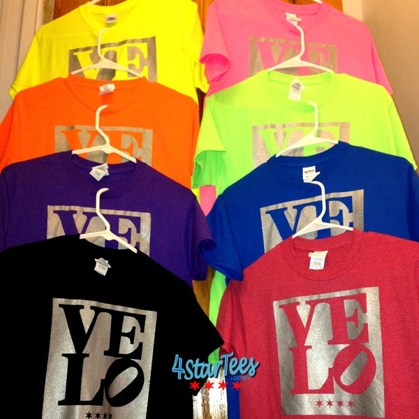 Image of VeLo Bike Love! - 12 Colors
