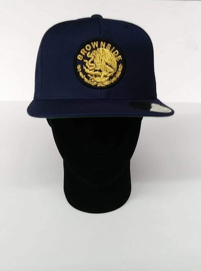 Image of BROWNSIDE EAGLE SNAPBACK