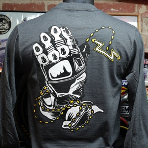 Image of CoC Por Vida Streetbikes Long Sleeve