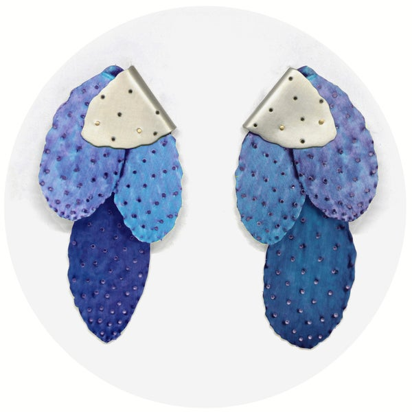 Image of A Prickly Pair | Blue