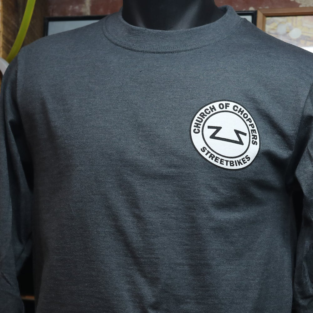Image of CoC Por Vida - Long Sleeve