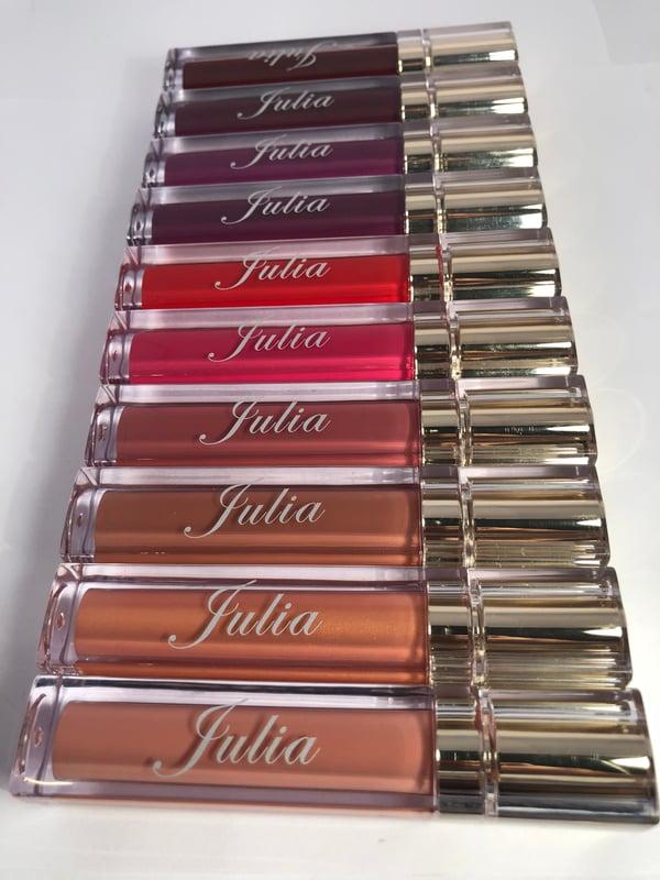 Image of Julia Liquid Lip Glass