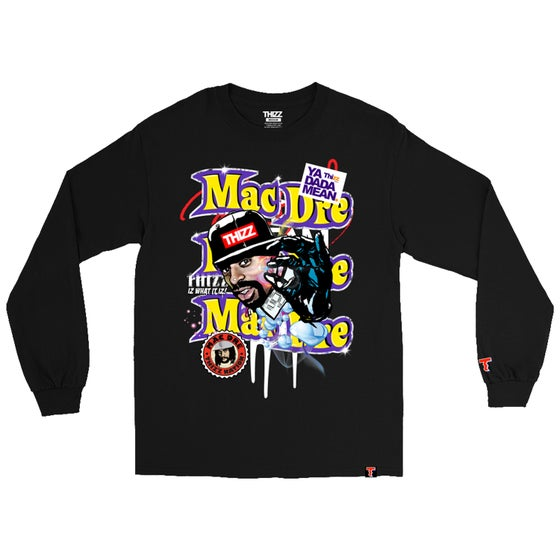 Image of LIMITED MAC DRE ART - LONGSLEEVE