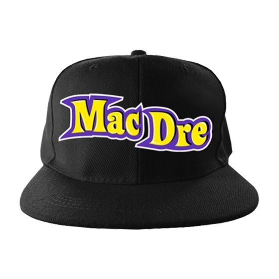 Image of LIMITED MAC DRE PILL CLINTON - SNAPBACK