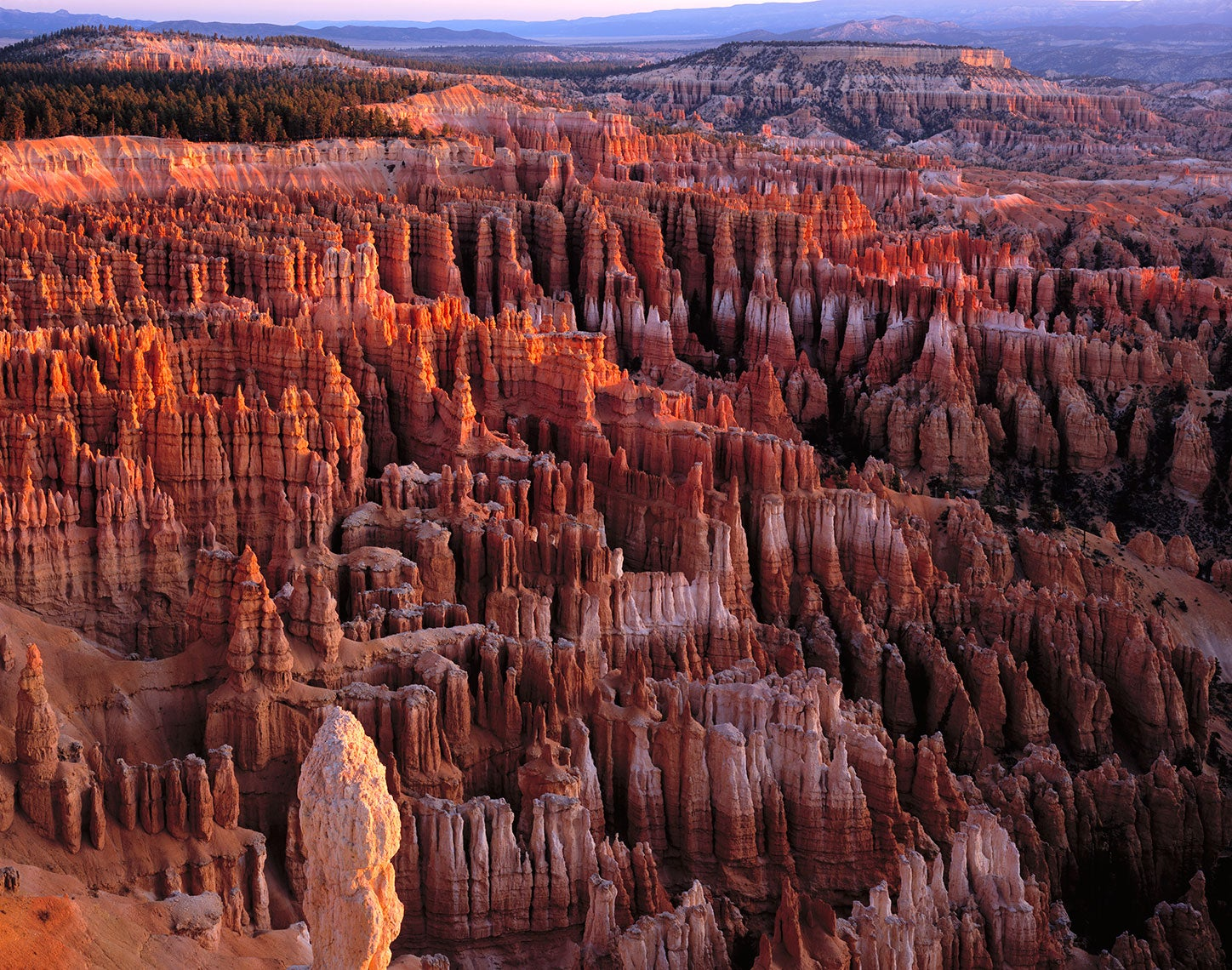 Image of Bryce Amphitheatre, Bryce Canyon National Park, Utah