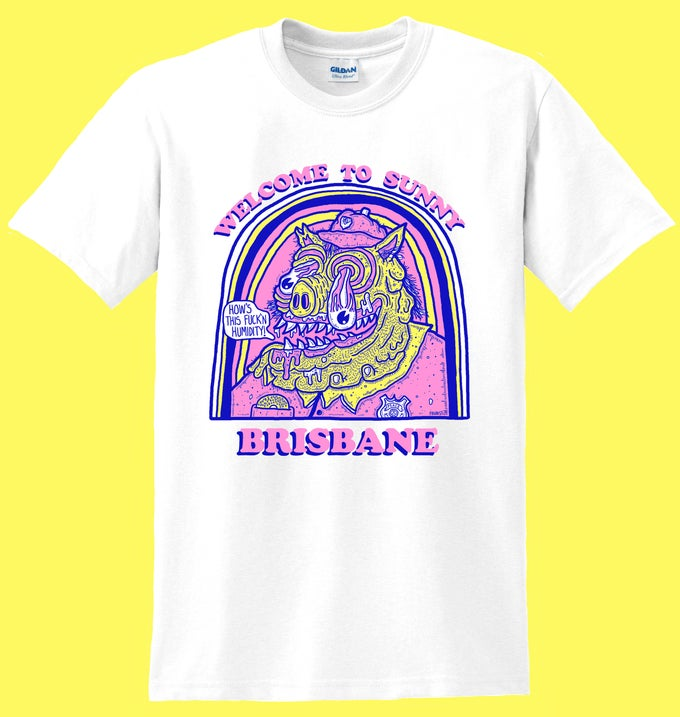 Image of WELCOME TO BRISBANE!