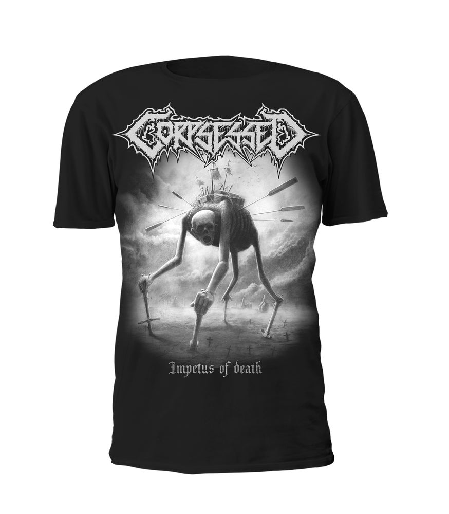 Image of Impetus of Death T-Shirt