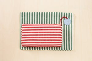 Image of CANOVACCIO A RIGHE / TRADITIONAL STRIPED TOWEL