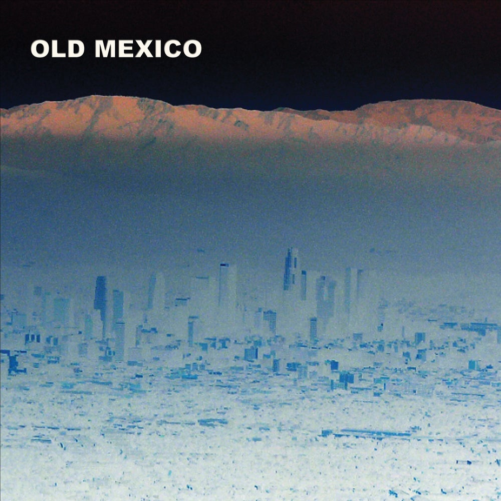 Image of Old Mexico - S/T (Jason Simon) Cardinal Fuzz Very Ltd Colour Vinyl (60 Copies) 13 Left