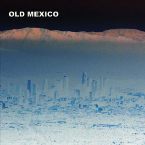 Image of Old Mexico - S/T (Jason Simon) Cardinal Fuzz Very Ltd Colour Vinyl  SOLD OUT