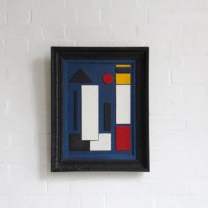 Image of Geometric Artwork 2003