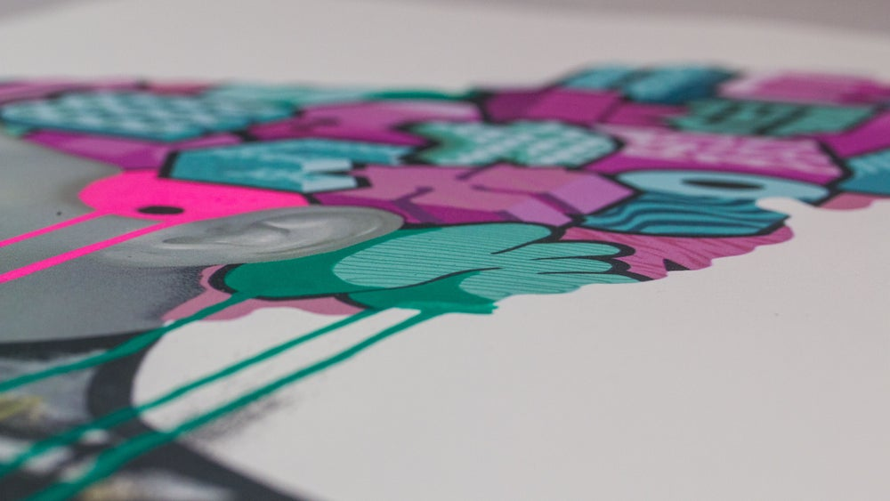 Image of KoeOne Print Release