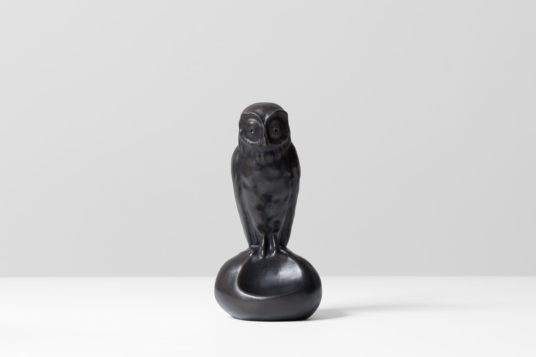 Image of Johan Creten - The Vivisector, Library Version - Bronze