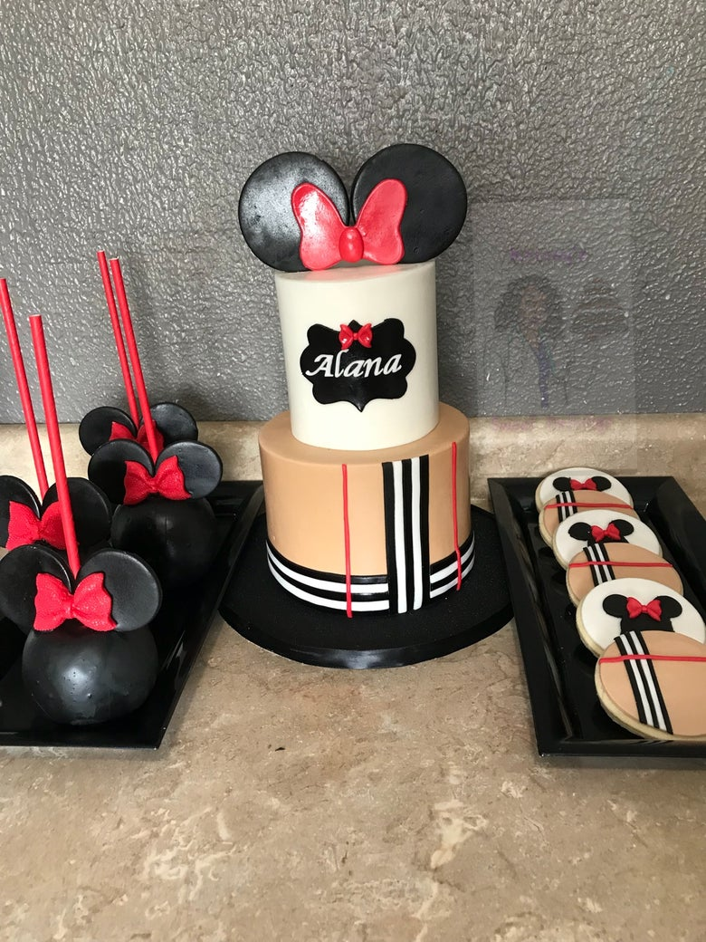 Image of Themed cake package