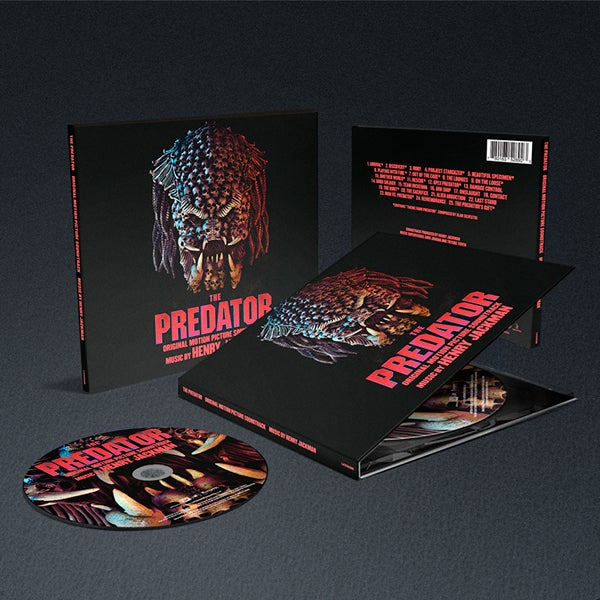 Image of Henry Jackman - The Predator CD