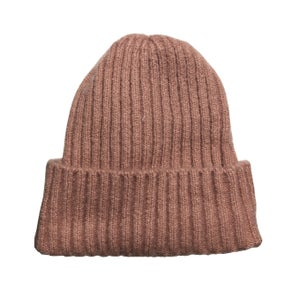 Image of Soft Fisherman's Beanie/ Watch Cap. Pink
