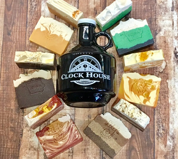 Image of Clock House Brewing Goat Milk Soaps