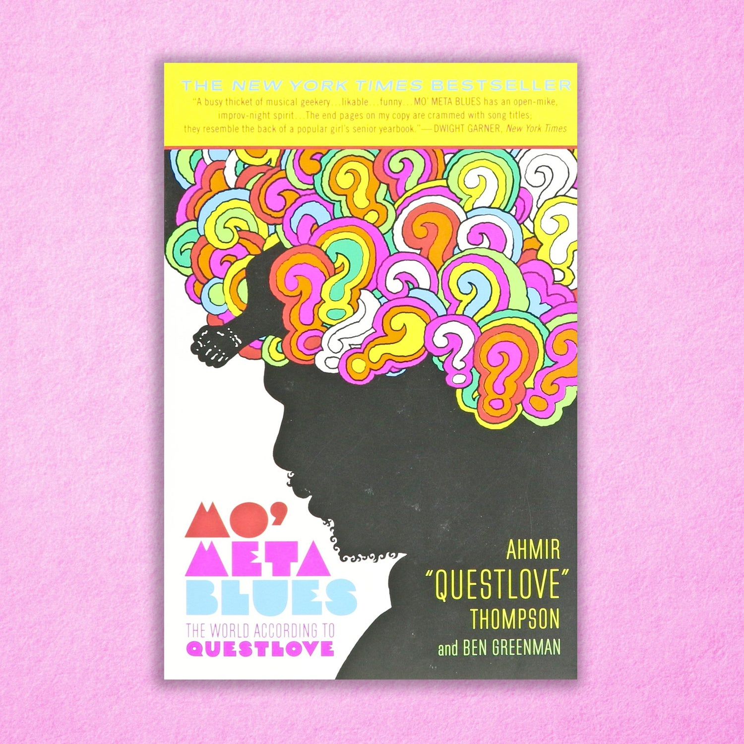 Image of Mo' Meta Blues (Paperback) by Questlove of The Roots