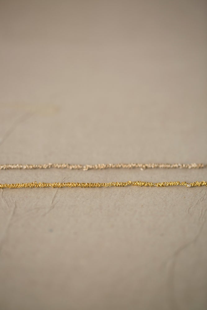 Image of Gathered Bracelet by Stephanie Schneider